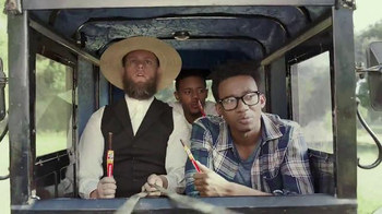 Slim Jim TV Spot, 'Amish Buggy' - Thumbnail 9