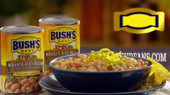 Bush's Best  White Chili Beans TV Spot, 'Easy White Chicken Chili' - Thumbnail 6