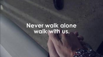 American Cancer Society TV Spot, 'Never Walk Alone' - Thumbnail 2