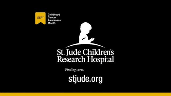 St. Jude Children's Research Hospital TV Spot, 'Little Warriors, Big Fight' - Thumbnail 8