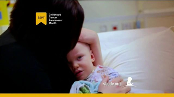 St. Jude Children's Research Hospital TV Spot, 'Little Warriors, Big Fight' - Thumbnail 1