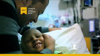 St. Jude Children's Research Hospital TV Spot, 'Little Warriors, Big Fight' - Thumbnail 5
