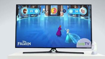 LeapTV TV Spot, 'Frozen: From Skating Action to Learning Subtraction' - Thumbnail 2