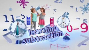 LeapTV TV Spot, 'Frozen: From Skating Action to Learning Subtraction' - Thumbnail 4