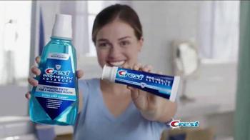 Crest Pro-Health Advanced TV Spot, 'Rave About Your Toothpaste & Mouthwash' - Thumbnail 2