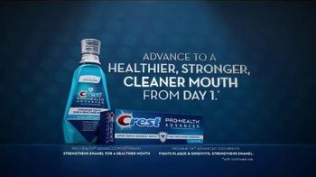 Crest Pro-Health Advanced TV Spot, 'Rave About Your Toothpaste & Mouthwash' - Thumbnail 3
