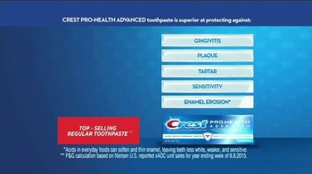 Crest Pro-Health Advanced TV Spot, 'Rave About Your Toothpaste & Mouthwash' - Thumbnail 5