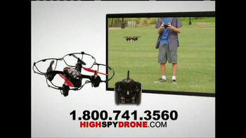 High Spy Drone TV Spot, 'Catch All the Action' - Thumbnail 6