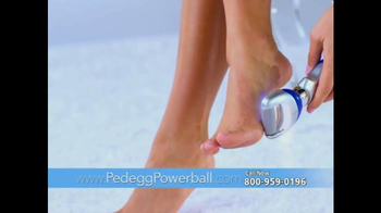 PedEgg Powerball TV Spot, \'Beautiful Feet\'
