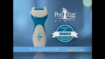 PedEgg Powerball TV Spot, 'Beautiful Feet' - Thumbnail 6