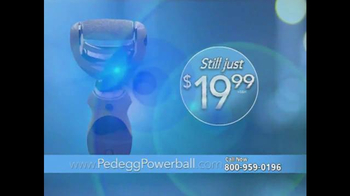 PedEgg Powerball TV Spot, 'Beautiful Feet' - Thumbnail 7
