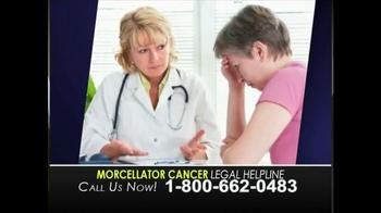 Morcellator Cancer Legal Helpline TV Spot, 'Metastatic Leiomyosarcoma' - Thumbnail 1