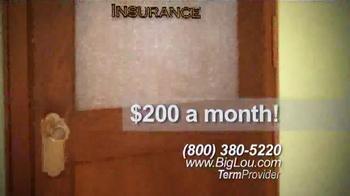 Big Lou Insurance TV Spot, 'Diabetes' - Thumbnail 1