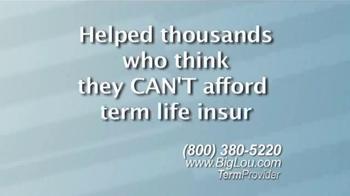 Big Lou Insurance TV Spot, 'Diabetes' - Thumbnail 3