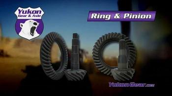 Yukon Gear & Axle TV Spot, 'The Best in Traction' - Thumbnail 3