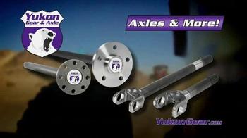 Yukon Gear & Axle TV Spot, 'The Best in Traction' - Thumbnail 7
