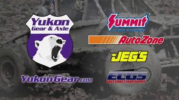 Yukon Gear & Axle TV Spot, 'The Best in Traction' - Thumbnail 8
