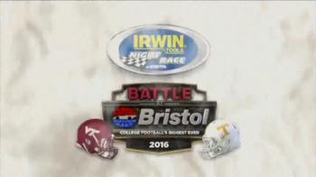 Bristol Motor Speedway TV Spot, 'Battle at Bristol' - Thumbnail 7