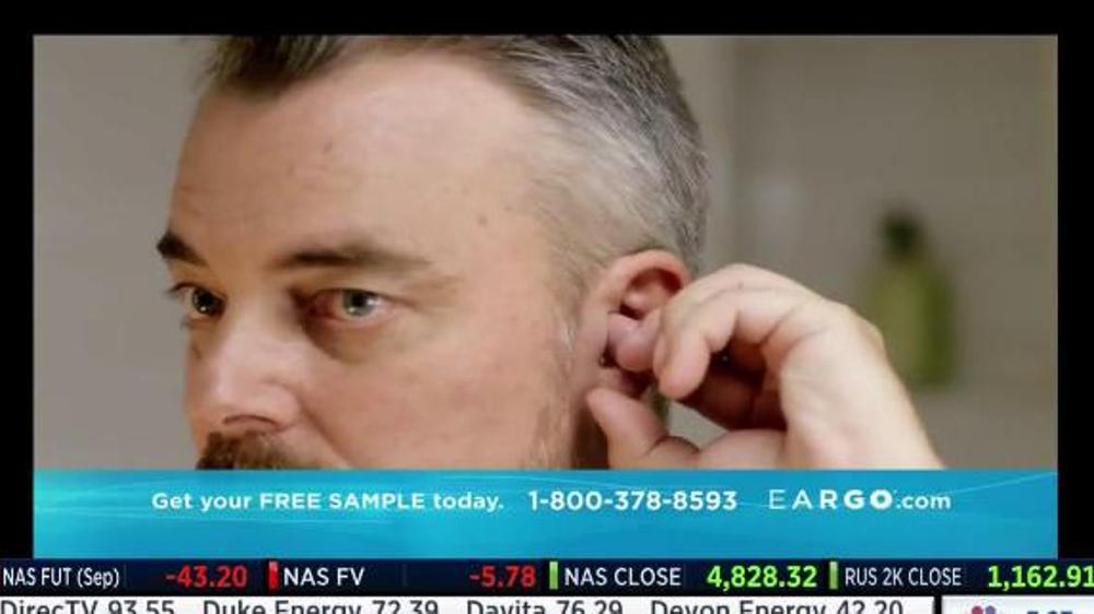 Eargo TV Commercial, 'Near Invisibility'