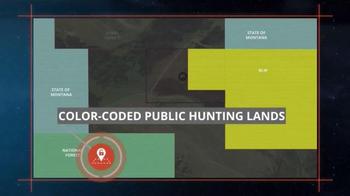 On X Maps Hunt App TV Spot, 'GPS' - Thumbnail 3