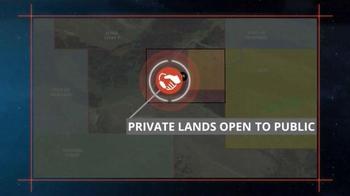 On X Maps Hunt App TV Spot, 'GPS' - Thumbnail 4