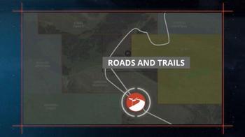 On X Maps Hunt App TV Spot, 'GPS' - Thumbnail 5