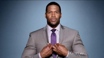 JCPenney TV Spot, 'Collection' Featuring Michael Strahan - 87 commercial airings