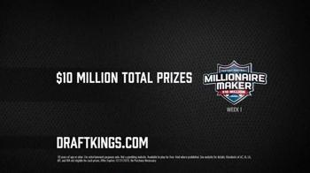 DraftKings TV Spot, 'That's the Guy: Millionaire Winner' Ft. Matthew Berry - Thumbnail 6