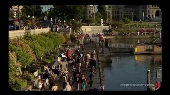Clipper Vacations TV Spot, 'Super, Natural British Columbia' - Thumbnail 3