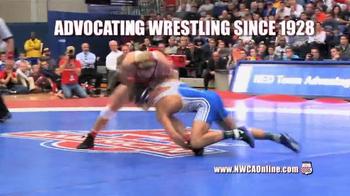 National Wrestling Coaches Association TV Spot, 'Advocate Wrestling' - Thumbnail 2