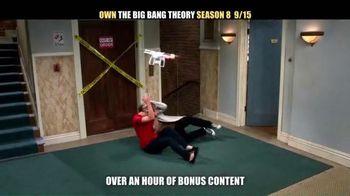 The Big Bang Theory Season 8 and 9 Blu-ray TV Spot