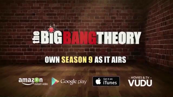 The Big Bang Theory Season 8 and 9 Blu-ray TV Spot - Thumbnail 5