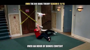 The Big Bang Theory Season 8 and 9 Blu-ray TV Spot - 198 commercial airings