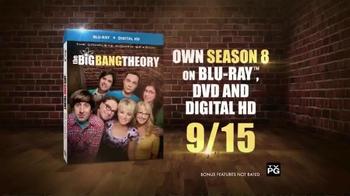 The Big Bang Theory Season 8 and 9 Blu-ray TV Spot - Thumbnail 4
