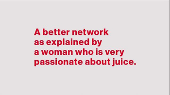 Verizon TV Spot, 'A Better Network: A Woman Who is Passionate About Juice' - Thumbnail 2
