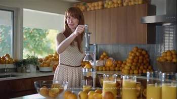 Verizon TV Spot, 'A Better Network: A Woman Who is Passionate About Juice' - 909 commercial airings