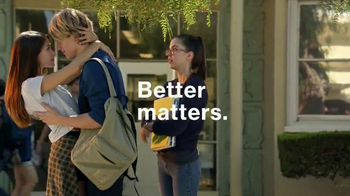 Verizon TV Spot, 'A Better Network as Explained by a High School It Couple' - Thumbnail 9