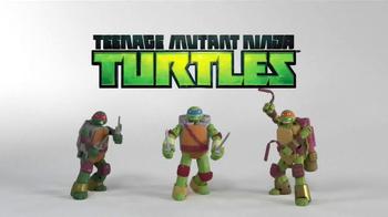 Teenage Mutant Ninja Turtles Mutations TV Spot, 'Figure to Weapons' - Thumbnail 1