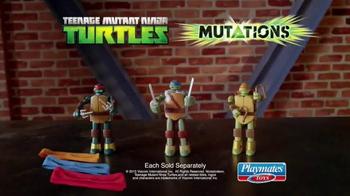 Teenage Mutant Ninja Turtles Mutations TV Spot, 'Figure to Weapons' - Thumbnail 8