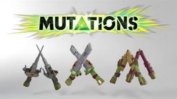 Teenage Mutant Ninja Turtles Mutations TV Spot, 'Figure to Weapons' - Thumbnail 2