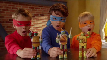 Teenage Mutant Ninja Turtles Mutations TV Spot, 'Figure to Weapons'
