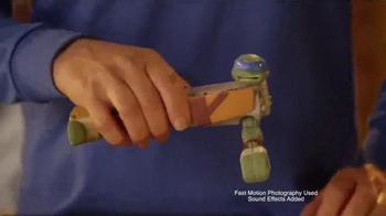 Teenage Mutant Ninja Turtles Mutations TV Spot, 'Figure to Weapons' - Thumbnail 4