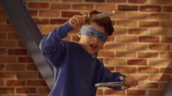 Teenage Mutant Ninja Turtles Mutations TV Spot, 'Figure to Weapons' - Thumbnail 5