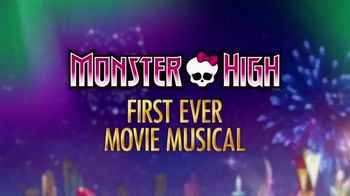 Monster High Boo York, Boo York Blu-Ray, DVD and Digital HD TV Spot
