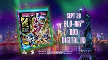 Monster High Boo York, Boo York Blu-Ray, DVD and Digital HD TV Spot - Thumbnail 7