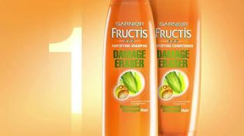 Garnier Fructis Damage Eraser TV Spot, 'Stronger Hair' Song by Goldfrapp - Thumbnail 4