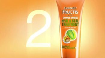 Garnier Fructis Damage Eraser TV Spot, 'Stronger Hair' Song by Goldfrapp - Thumbnail 6
