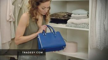 Tradesy.com TV Spot, '20% of Their Wardrobe'