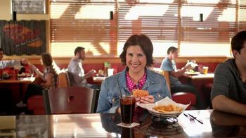 Red Robin Tavern Double Burger TV Spot, 'Hallucinations' - 490 commercial airings