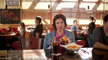 Red Robin Tavern Double Burger TV Spot, 'Hallucinations' - Thumbnail 2